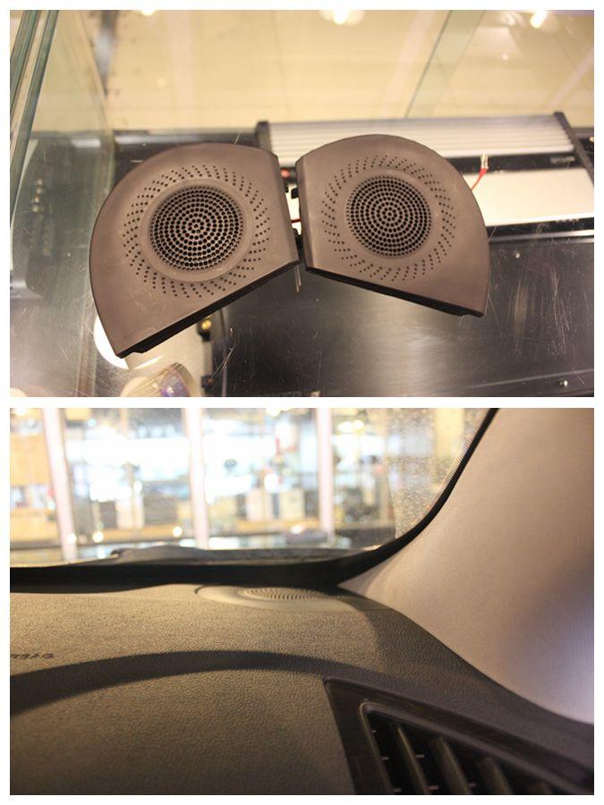 上海汽车音响改装 上海道声现代索纳塔音响改装