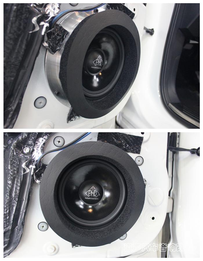 重庆马自达CX-5音响改装